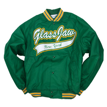 Glassjaw - Baseball Jacket - Team