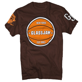 Glassjaw - Basketball on Brown - Sale Items