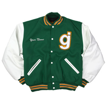 Glassjaw - Embroidered Varsity Jacket - Team