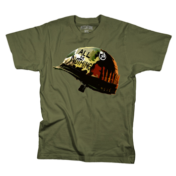 PitchforkNY - Full Metal Jacket - T-shirts