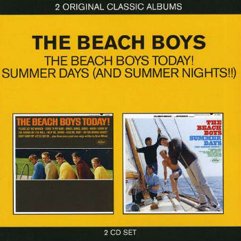 The Beach Boys - Today!/ Summer Days (And Summer Nights!!) - CDs