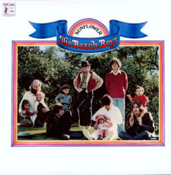 The Beach Boys - Sunflower - Vinyl