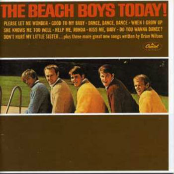 The Beach Boys - Today! / Summer Days (And Summer Nights!!) - CDs
