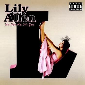 Lily Allen - It's Not Me, It's You - CDs
