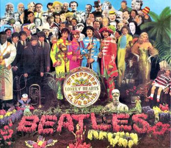 The Beatles - Sgt Pepper's Lonely Hearts Club Band - CDs