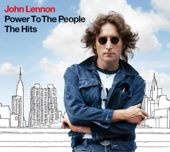 John Lennon - POWER TO THE PEOPLE: THE HITS - CDs
