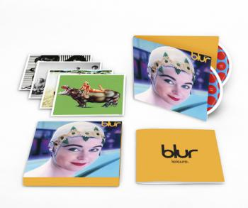 Blur - LEISURE- SPECIAL EDITION - CDs