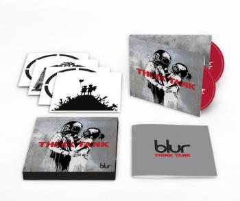 Blur - Think Tank - Special Edition - CDs