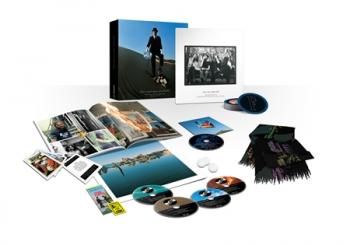 Pink Floyd - Wish You Were Here - Immersion Boxset - CDs