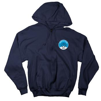 Simple Plan - Astronaut Zip-Up Sweatshirt - Sweatshirts