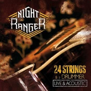 Night Ranger - 24 Strings & A Drummer CD/DVD - CDs