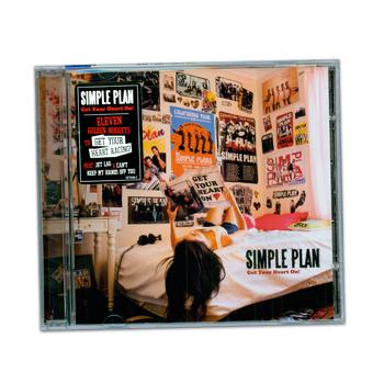 Simple Plan - Get Your Heart On - CDs