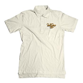 The Beach Boys - Beach Boys 50th Polo on Natural - T-shirts