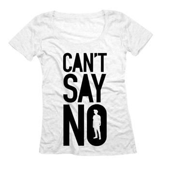 Conor Maynard - Can't Say No Womens Tee - T-shirts