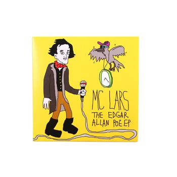 MC Lars - The Edgar Allan Poe EP - CDs