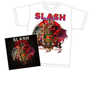 Slash - T-Shirt Bundle Vinyl - Vinyl