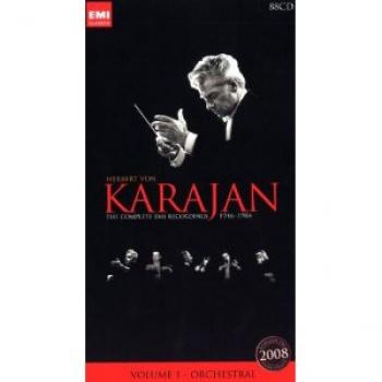 Herbert Von Karajan - Karajan: The Complete Orchestral Recordings - CDs