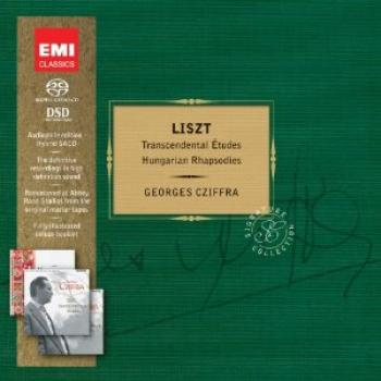 Georges Cziffra - Hungarian Rhapsodies 6 - CDs