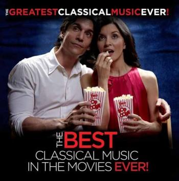 Various Artists - The Best Classical Music in the Movies Ever! - CDs