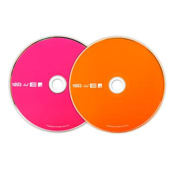 Glassjaw - Coloring Book CD/DVD - CDs
