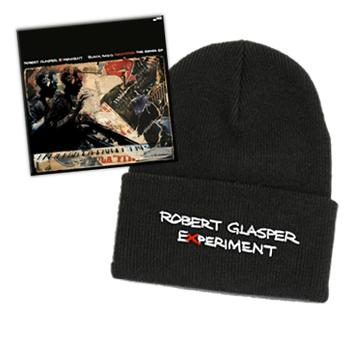 Robert Glasper Experiment - CD EP + Beanie Package - Combos