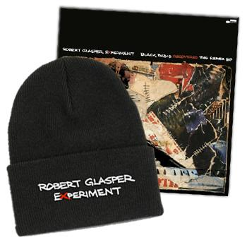Robert Glasper Experiment - Vinyl EP + Beanie Package - Combos