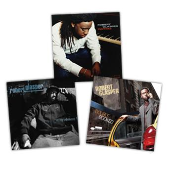 Robert Glasper Experiment - 3 CD Bundle Package - Combos