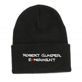 Robert Glasper Experiment - Black Radio Recovered Beanie - Hats