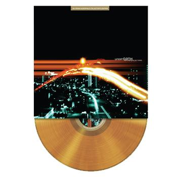 Underoath - The Changing of Times Limited Edition Gold Vinyl - Vinyl
