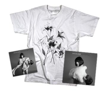 Bat For Lashes - CD + Gold 7 Inch + T shirt - CDs