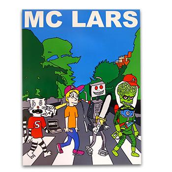 MC Lars - Greatest Hits Poster - Posters