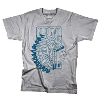 Solid State - Solid State: Headdress - T-shirts