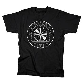 Solid State - Solid State: Test Circle - T-shirts