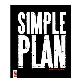 Simple Plan - The Official Story - Books
