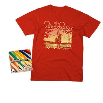 The Beach Boys - Greatest Hits T-Shirt Bundle - Combos