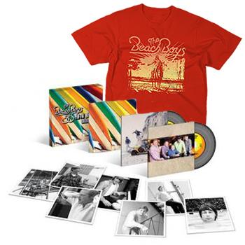 The Beach Boys - 50 Big Ones T-Shirt Bundle - Combos
