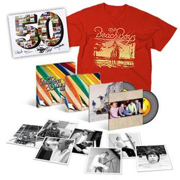 The Beach Boys - 50 Big Ones Deluxe Bundle - Combos