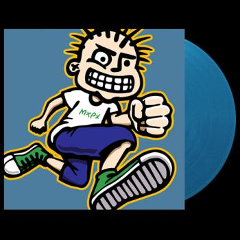 MxPx - Pokinatcha - Double LP LIGHT BLUE VINYL - Vinyl
