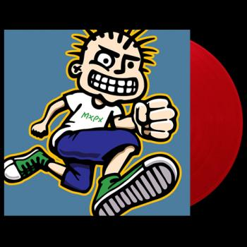 MxPx - Pokinatcha - Double LP RED VINYL - Vinyl