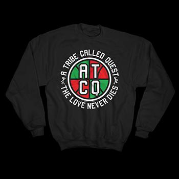 A Tribe Called Quest - Love Never Dies Crew - Sweatshirts
