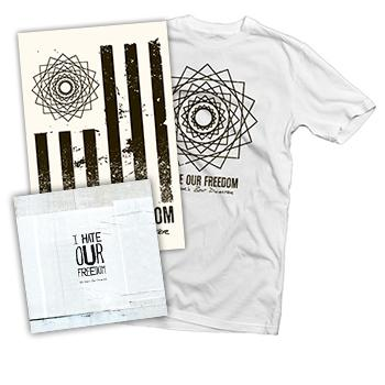 I Hate Our Freedom - Vinyl / T-Shirt / Poster Bundle - Vinyl