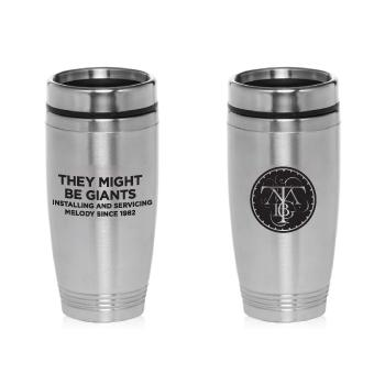 They Might Be Giants - - TMBG Travel Mug - Accessories