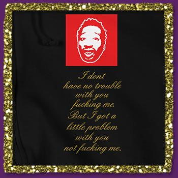 Ol Dirty Bastard - Don't Have Trouble Zip Up - Sweatshirts