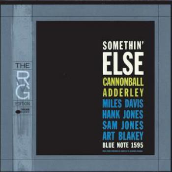 Cannonball Adderley - Somethin' Else (Rudy Van Gelder Edition) - CDs
