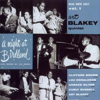Art Blakey Quintet - A Night At Birdland, Vol. 1 (The Rudy Van Gelder Edition) - CDs