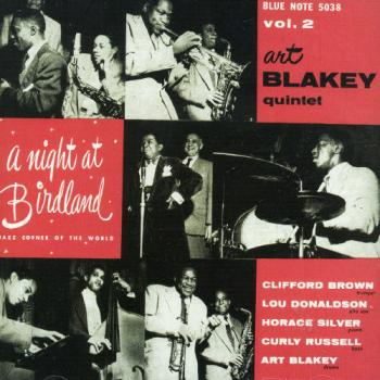 Art Blakey Quintet - A Night At Birdland, Vol. 2 (The Rudy Van Gelder Edition) - CDs