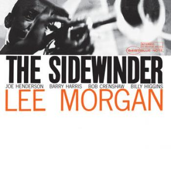 Lee Morgan - The Sidewinder - Vinyl
