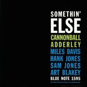 Cannonball Adderley - Somethin' Else - Vinyl