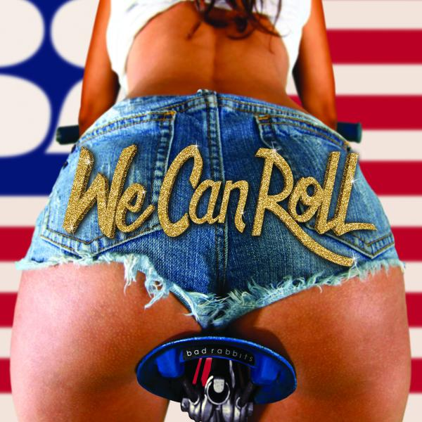 Bad Rabbits - We Can Roll 7inch - Vinyl