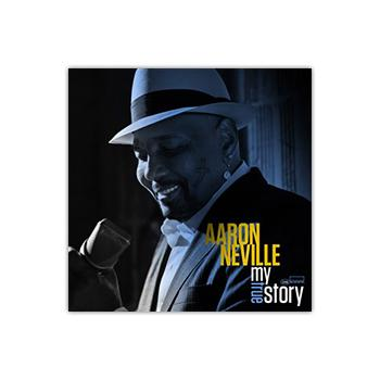 Aaron Neville - My True Story CD - CDs